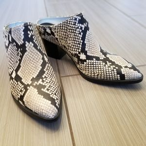 Trendy Snakeskin Shoes
